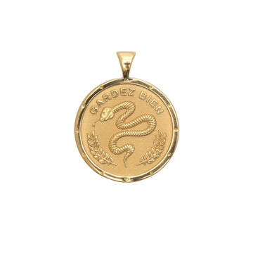 PROTECT JW Original Pendant Coin