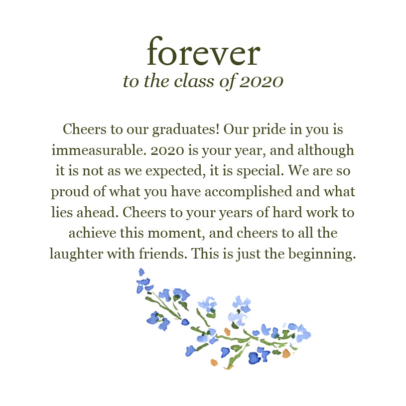 Limited Edition FOREVER 2020 Graduation Coin