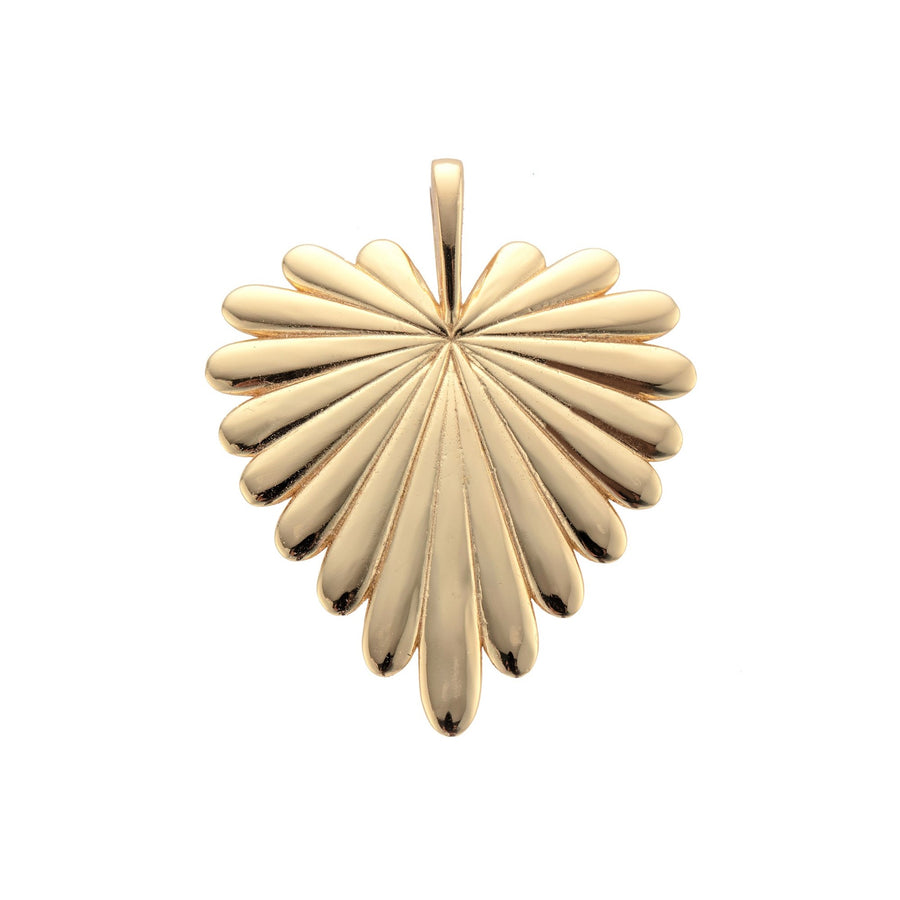 LOVE Full-Heart Pendant
