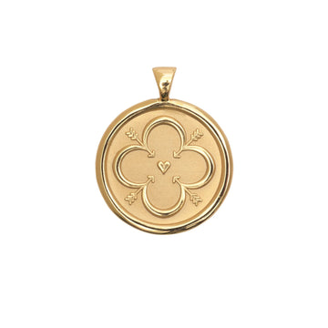 LOVE JW Original Pendant Coin