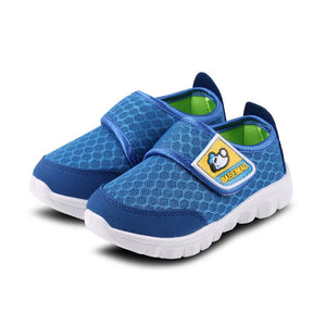 New Children Sneakers Shoes Baby Girl  Mesh Not Smelly Feet Soft Bottom Kids Hardanger Sneaker