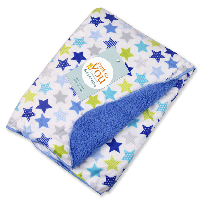 baby blankets air conditioning blanket newborn blanket swaddle wrap Super Soft