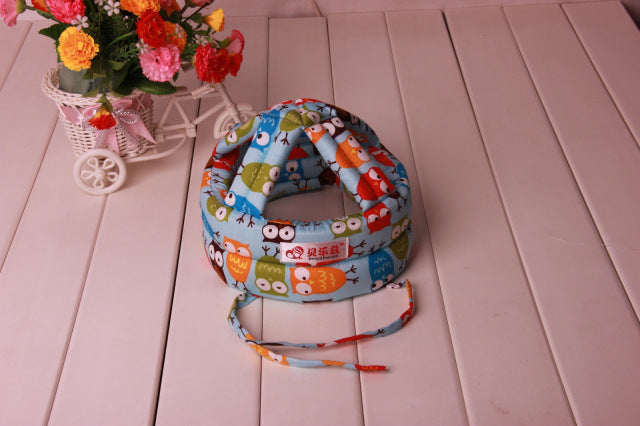 1PCS Adjustable Warm Caps Hats Newest Baby Kids Walking Safety Helmet Headguard Head Protector Hats