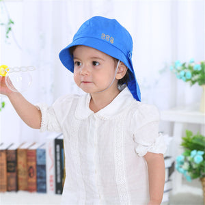 Baby Hat Summer Boys Sun Hat Toddler Baby Girls Hats Autumn Kids Beach Bucket Cap