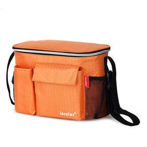 baby Thermal Insulation nappy bags  cooler maternity bag mummy messenger diaper bag