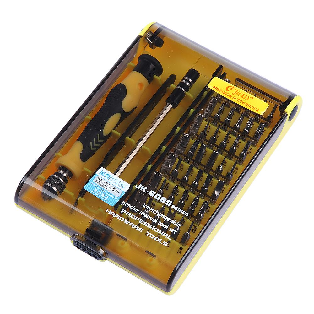 45 In 1 Electron Torx Screwdriver Set Hand Tools For Tablets Phone Computer