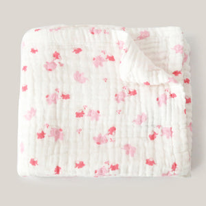 Baby Blankets 105*120cm Cotton Gauze Infant Linens Hold Wraps