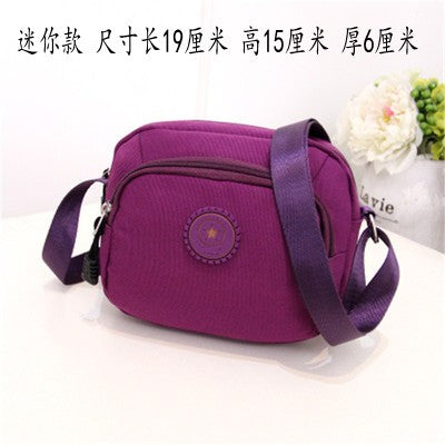 1 PC Mini Portable Maternity Bag  Easy Carry Sports Women Mother Mom Bag Small Diaper Bag For Baby