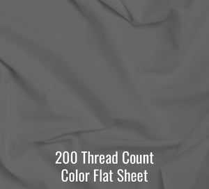 Color Flat Sheet - Family® Size