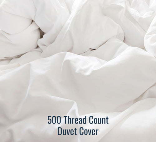 500TC Duvet Cover