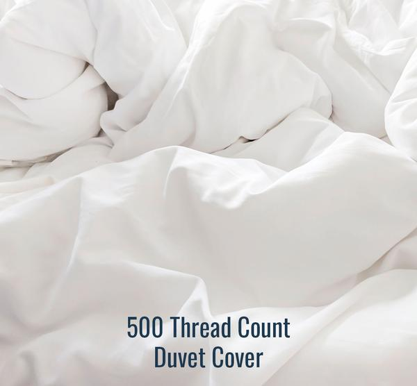 500TC Duvet Cover - Family Size