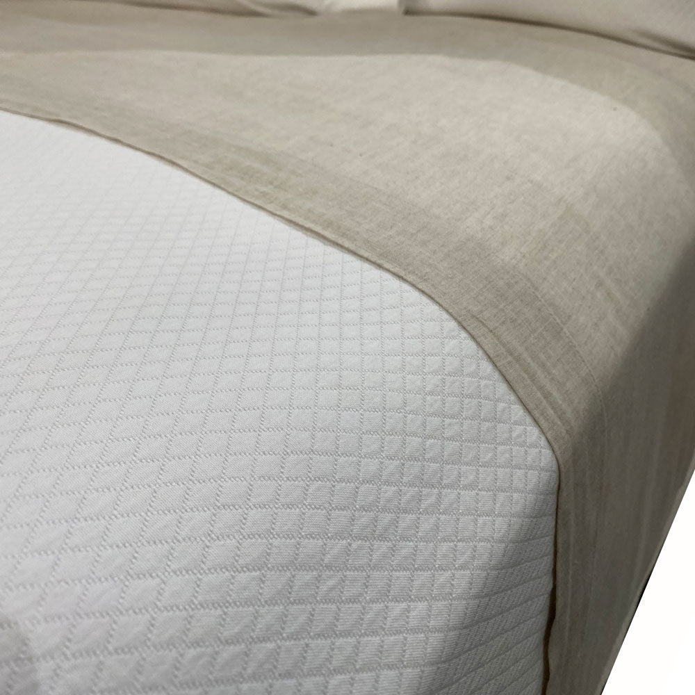 Family® Size Diamond Coverlet