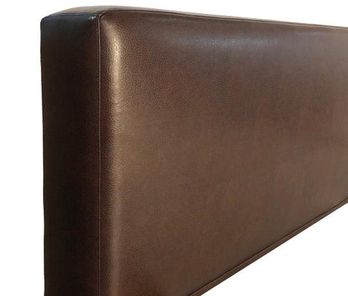 Modern Thick and Low Headboard - Ace Size