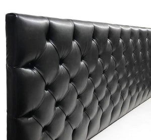 Straight Tufted Headboard - Ace Size