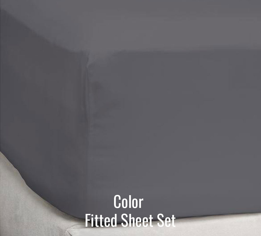 Color Fitted Sheet - Ace