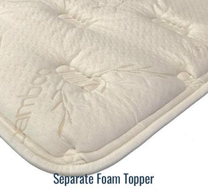 Separate Topper - Family Size