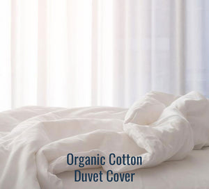 Organic Cotton Duvet Cover - Ace