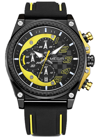 """Race Driver"" Watch ★★★★★, Watch, - Alphalifestyle.shop"