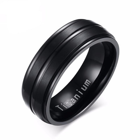 Black Men Ring, Alphalifestyle.shop - Alphalifestyle.shop