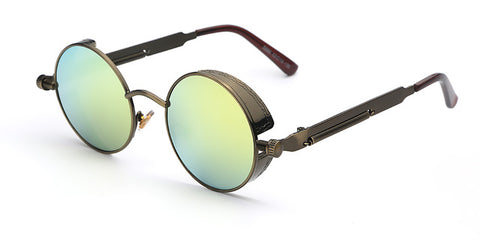 Mirror Steampunk Sunglasses, Alphalifestyle.shop - Alphalifestyle.shop