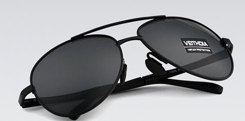 Pilot Yurt Sun Glasses Men Polarized ★★★★★, Sunglasses, - Alphalifestyle.shop