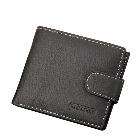 Leather Men Wallet, Alphalifestyle.shop - Alphalifestyle.shop