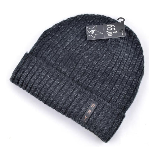 Winter Beanie For Men, Alphalifestyle.shop - Alphalifestyle.shop