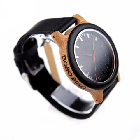 Bamboo Watch ★★★★★, Watch, - Alphalifestyle.shop
