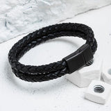 Genuine Leather Bracelet, Alphalifestyle.shop - Alphalifestyle.shop