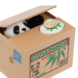 Panda Coin Box Bank