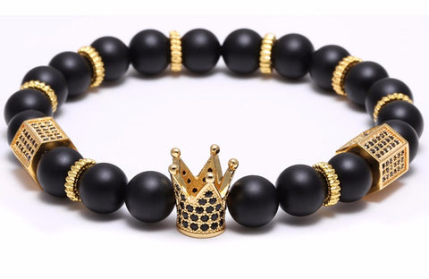 PREMIUM King Crown ★★★★★, Bracelet, - Alphalifestyle.shop