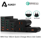Mobile Phone Charger 3.0 USB, , - Alphalifestyle.shop