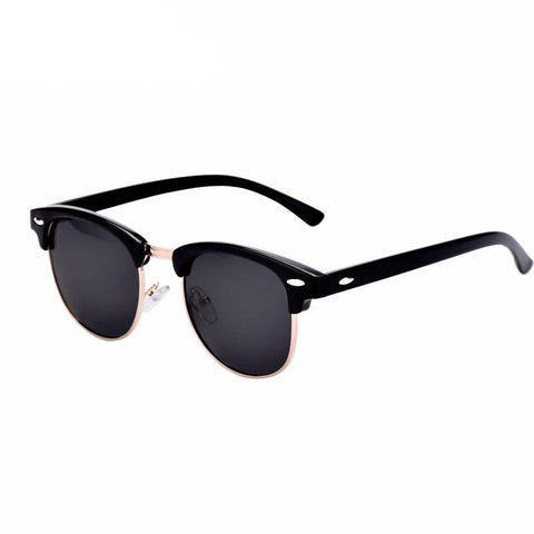 Retro Rivet Polarized Sunglasses, Sunglasses, - Alphalifestyle.shop