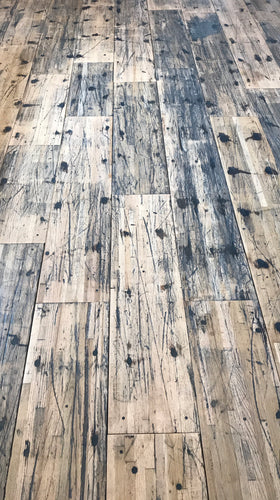 Reclaimed Oak Cargo Plank