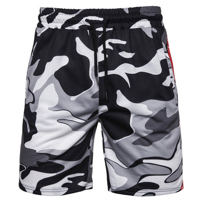 Camouflage Active Shorts