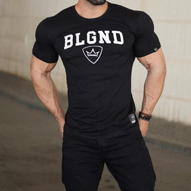 Nova Black Gym T-Shirt