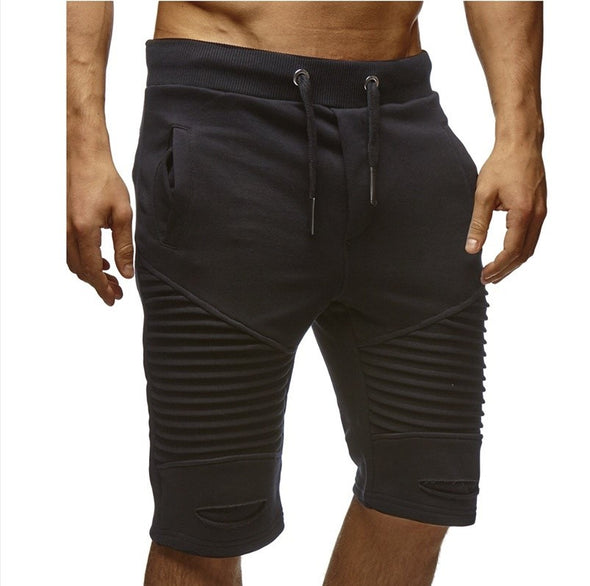 Knee Length Power Shorts