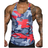 Vest O-Neck Golds Tank Top