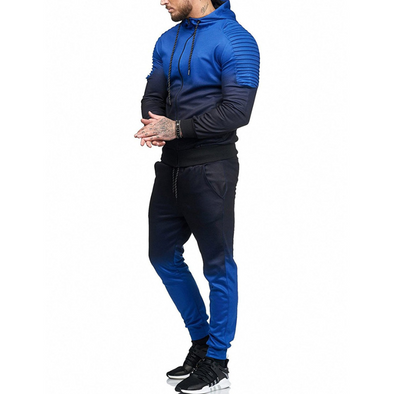 Casual Hooded Tracksuit