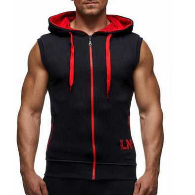 Hooded Gym Tank