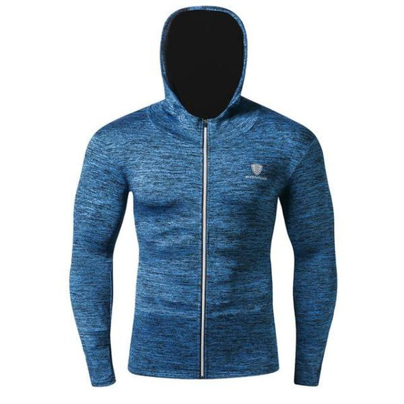 Quick Drying Fitness Jacket