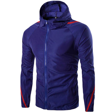 Factor Windbreaker Jacket
