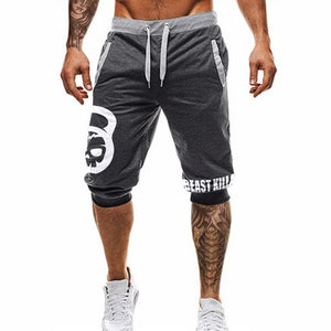 Beast Killa Dark Gray Shorts