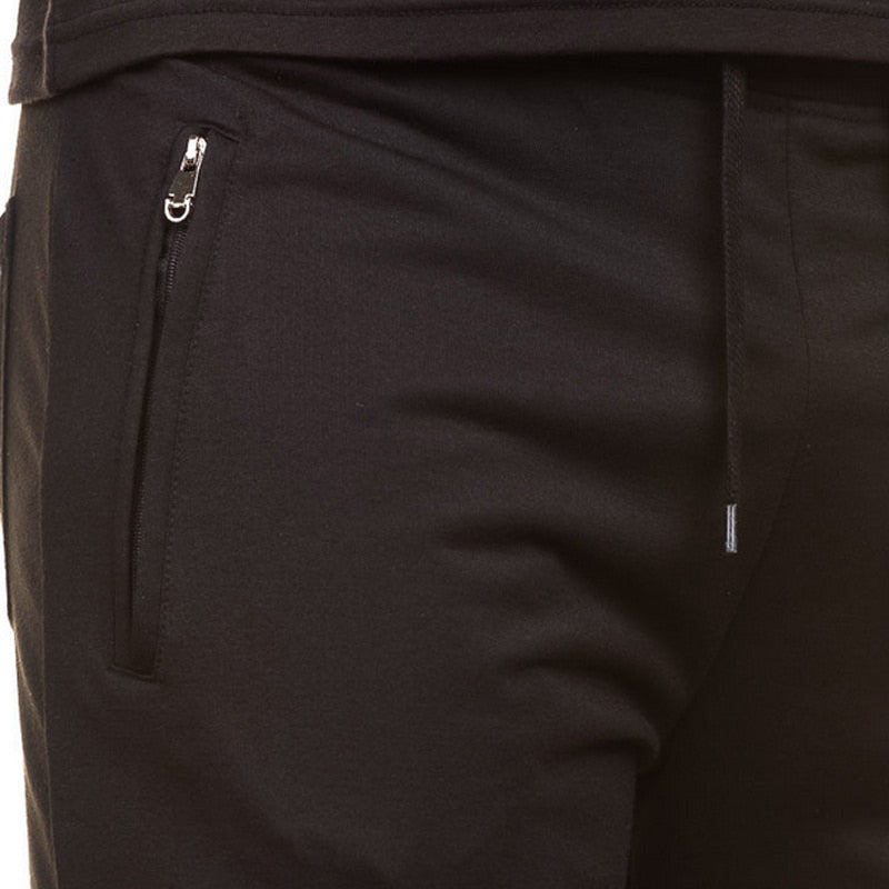 Simple Knee Length Shorts
