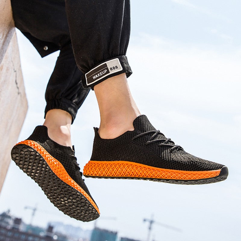 Flame Breathable Sneakers
