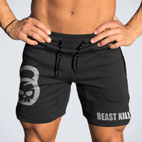 Beast Killa Comfy Fitness Shorts