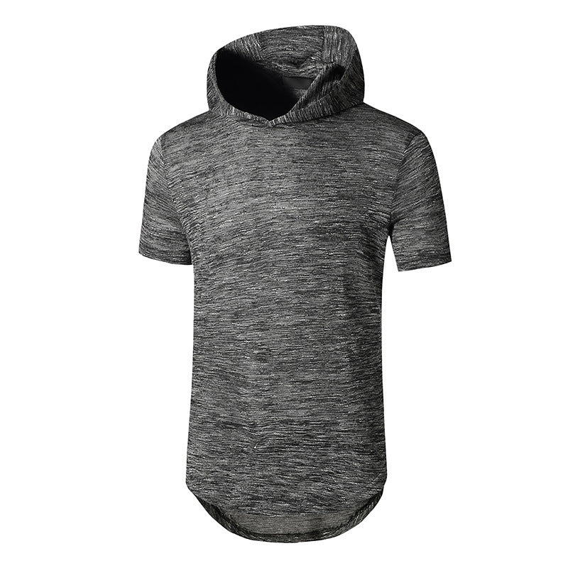 Leisure Hooded T-Shirt