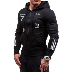Iron King Zip Up Hoodie