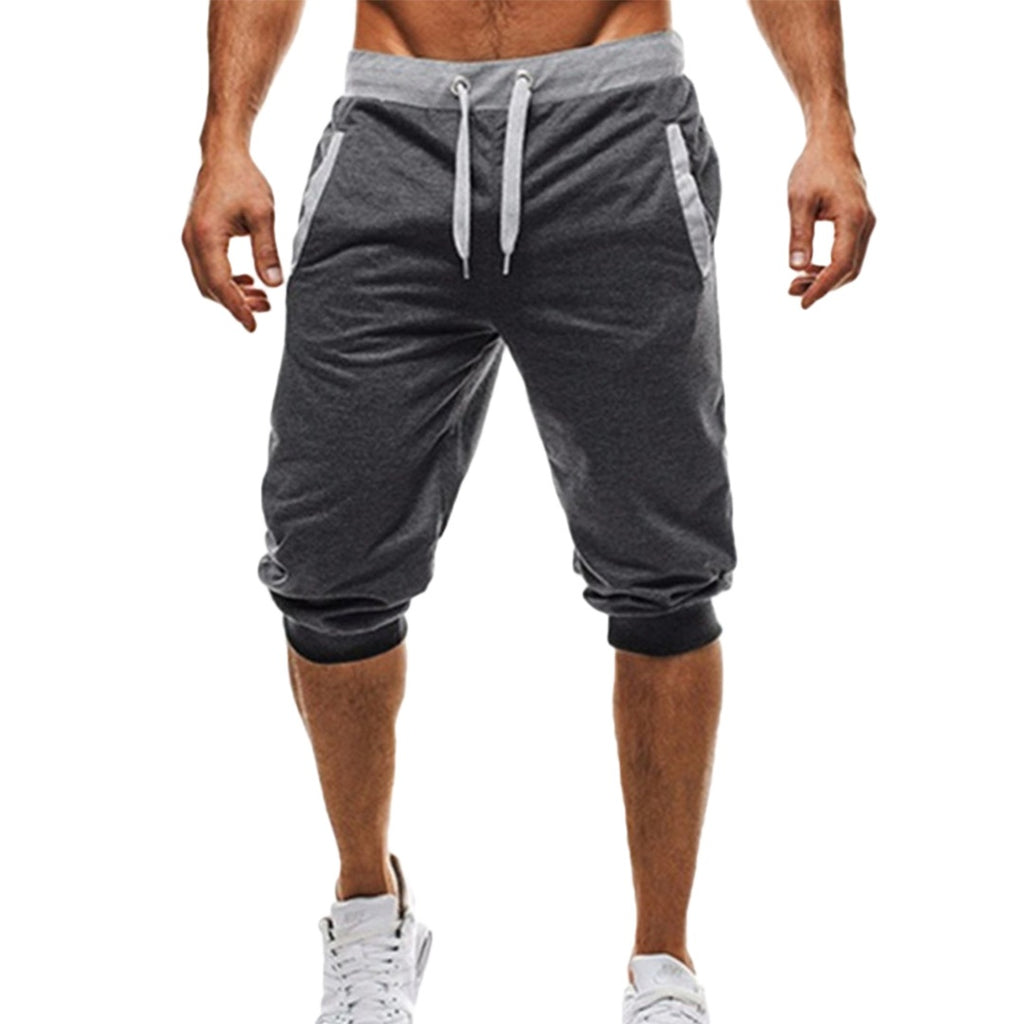 Knee Length Gym Shorts