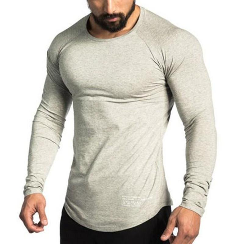 Elastic Gym Shirt